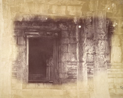 Entrance to the Pattabhirama Temple, near Kamalapuram, Vijayanagara